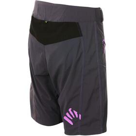 Karpos Ballistic Evo Shorts Women, dark grey black
